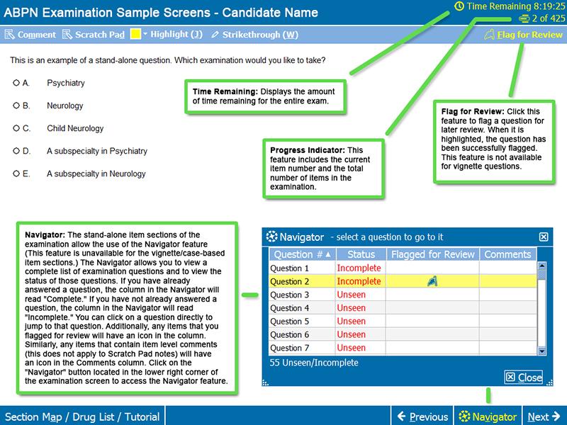 Basic Functions Screen 2